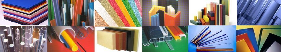 Distributor and Fabricator of Plexiglass, Acrylic, Vespel, Lexan, Teflon, A.B.S. and other plastics